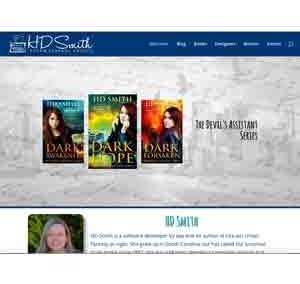 HDSmith Author Website